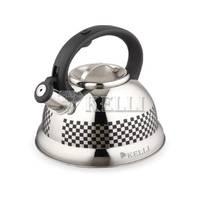 Чайник металлический Kelli KL 4300 3.0л