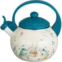 Чайник эмалированный Kelli KL 4410 2.5л