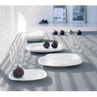 Сервиз столовый Luminarc Carine Blanc C9476 19пр.