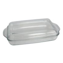 Форма для запекания (форма для выпечки) с крышкой Bellavita BV 215 1.8л