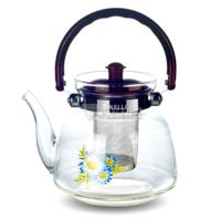 Чайник стеклянный Kelli KL 3002 1.4л