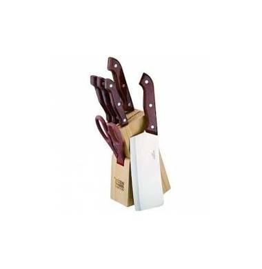 Набор ножей кухонных Bekker BK-138