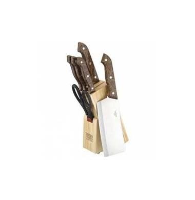 Набор ножей кухонных Bekker BK-140