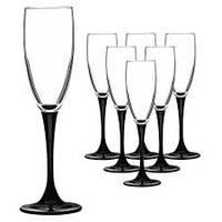 Фужеры для шампанского Luminarc Domino H8167 6шт