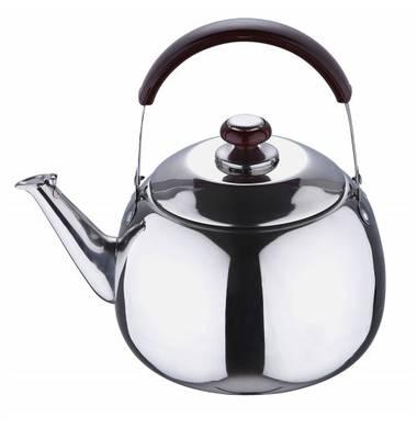 Чайник металлический Wellberg WB 6109 4.0л