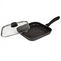 Сковорода-гриль Wellberg WB 2385 24см