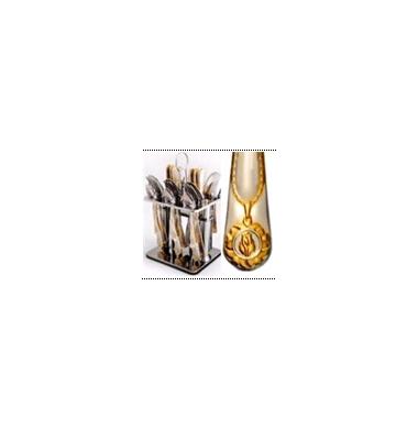 Набор столовых приборов Ziggler ZG 2443 Gold 25пр.
