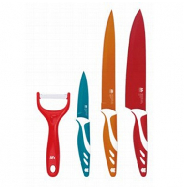Набор ножей кухонных Millerhaus MH 9258