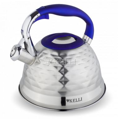 Чайник металлический Kelli KL 4312 3.0л