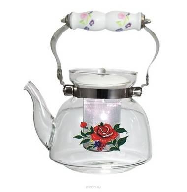 Чайник заварочный Bekker BK 7612, 1,2л