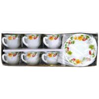Сервиз чайный «ОТТАВИА» 12 пр. XWB190-HP55/6728