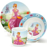 """Набор посуды детской """"Принцесса"""" Loraine LR 23393"""