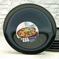 Блюдо для пиццы Luminarc Friends Time Black M0066 32см