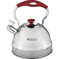 Чайник металлический Kelli KL 4323 3л