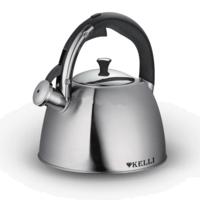 Чайник металлический Kelli KL 4511 3л