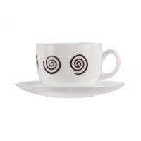 Набор чайный Essence Sirocco Brown N4995 4пр.