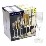 Фужеры для шампанского Luminarc Signature H8161 6шт