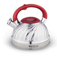 Чайник металлический Kelli KL 4507 3л