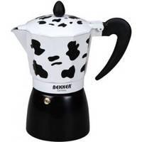 Кофеварка гейзерная Bekker BK-9355 450мл