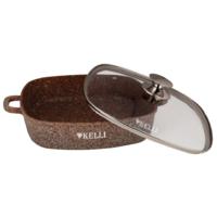 Сковорода (сотейник) Kelli KL-4059-28см