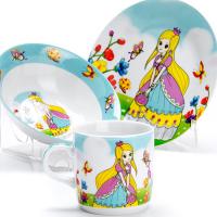 """Набор посуды детской """"Принцесса"""" Loraine LR 27342"""