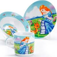 """Набор посуды детской """"Принцесса"""" Loraine LR 27343"""