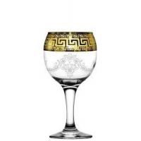 Бокалы для вина Гусь-Хрустальный GE-411 6 шт