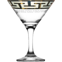 Бокалы для мартини Гусь-Хрустальный GE-410 6 шт