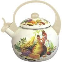 Чайник эмалированный Росинка РОС-701 2,5 л