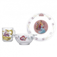 """Набор посуды детской """"Принцессы"""" Luminarc H2135"""