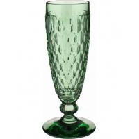 Бокал для шампанского Boston Villeroy & Boch зеленый