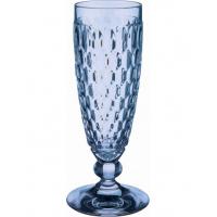 Бокал для шампанского Boston Villeroy & Boch синий
