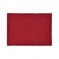 Салфетка под тарелку Sander Breeze (цвет красный)