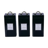 Набор банок (емкостей) для сыпучих продуктов Zeidan Z-1113