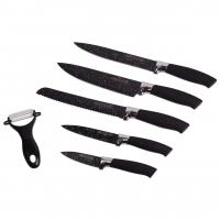 Набор ножей кухонных Kamille KM-5043-B