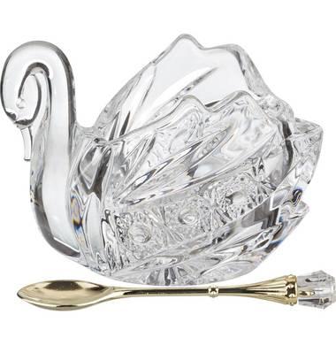 """Икорница Lefard """"Мuza crystal"""" 195-112"""