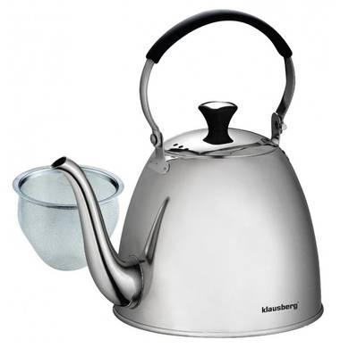 Заварочный чайник KLAUSBERG KB-7456 1,1 л