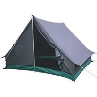 Двухместная однослойная брезентовая палатка Домик 2-Б