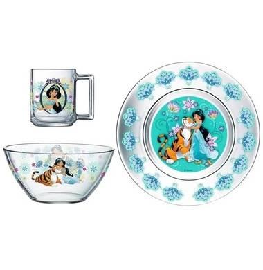 Набор посуды детской ОСЗ Жасмин 18C2055JAS