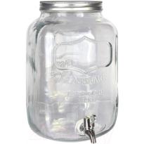 Лимонадник стеклянный Feniks FN718 4 л