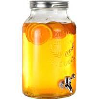 Лимонадник стеклянный Feniks FN720 5.5 л