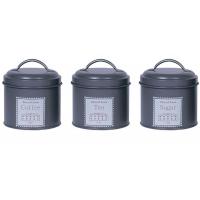 Набор банок для хранения Zeidan 11009