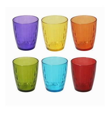 Набор стаканов Tognana Glass Gemma 6 шт
