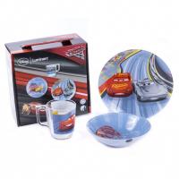 Набор посуды детской Luminarc Disney Cars 3 (N5280)