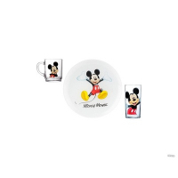 Набор посуды детской Luminarc Disney Mickey Colors Н5320