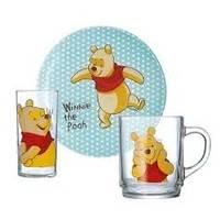 Набор посуды детской Luminarc Disney Winnie the Pooh H5307