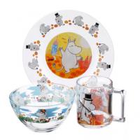 Набор посуды детской ОСЗ Муми-Тролли H19141