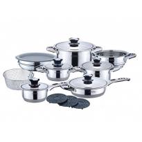Набор посуды Hans Muller HM-1019