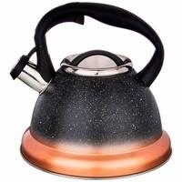 Чайник металлический Agness 907-074 3 л