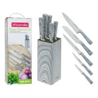 Набор ножей кухонных Kamille KM-5041